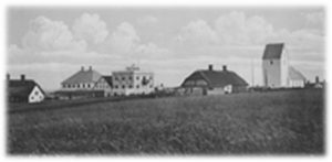 Bovbjerg Badehotel.